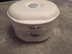 Tommee tippee microwaveable steriliser