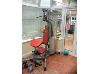 Weider Easy Compact 90 Home Gym
