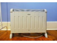 Delonghi 2KW Electric Heater -MINT CONDITION!!