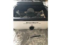 Hot stones massage kit inc heater