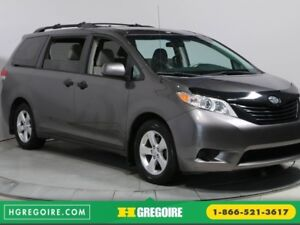2012 Toyota Sienna CE 7 PASSAGERS AUTO A/C MAGS