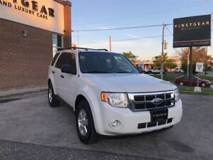 2011 Ford Escape XLT Automatic 3.0L I ONE OWNER