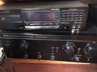 PD 6500 CD player