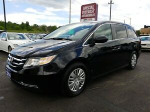 2014 Honda Odyssey LX LX !!! CLEAN CAR-PROOF ACCIDENT FREE !!!