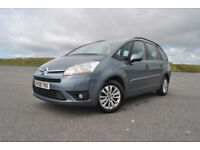 Citroen c4 grand picasso 2.0 petrol VTR+ Automatic 2008 71k long MOT just had service 7 seater
