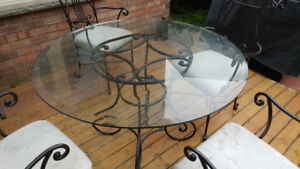 Used Multipurpose Table with Chairs For Sale!