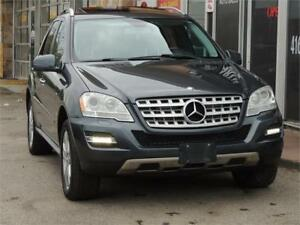 2011 Mercedes-Benz M-Class ML 350 BlueTEC/\NAV/\BACK UP
