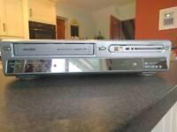 Bush VCR/DVD recorder for sale