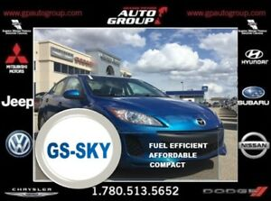 2013 Mazda MAZDA3 GS-SKY | Sophisticated | Compact