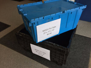 Storage totes for sale
