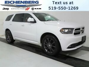 2017 Dodge Durango R/T *EXECUTIVE COMPANY CAR*