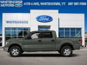 2014 Ford F-150 4X4-SUPERCREW FX4-157 WB  - $240.41 B/W - Low Mi