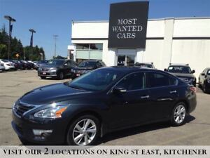 2014 Nissan Altima 2.5 SL | CAMERA | LEATHER | BOSE
