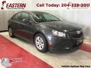 2014 Chevrolet Cruze LS  1.8L 4CLY USB RADIO A/C CRUISE  *NO FEE