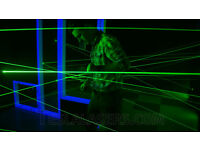 Profitable Laser Maze Business Easy to Start Fast ROI