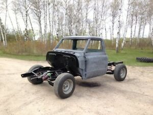 1968 Chevy C10 Cab and Frame