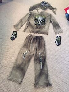 Zombie Halloween Costume Worn Once
