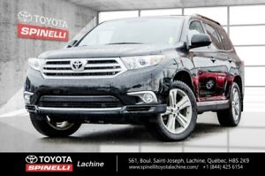 2013 Toyota Highlander SPORT TOIT MAGS 19'' ET+ 90 DAYS WITHOUT