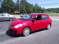 2009 Nissan Versa 1.8 S Hatchback Saint John New Brunswick Preview