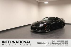 2012 Nissan GT-R BLACK EDITION *LOWEST KMS IN CANADA*