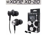 Allen & Heath XD 20 earphones not Sennheiser or Sony or Bose