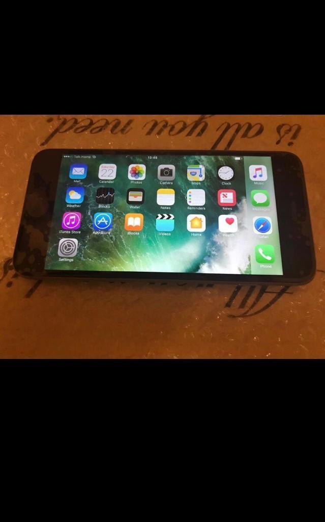 iPhone 6 Plus 16gb unlockedin Redbridge, LondonGumtree - Its unlocked phone grade B . No box or accessories . Minor scratches at back