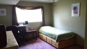 Large Bright Room for rent available in September