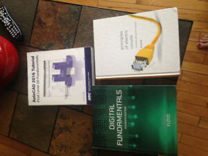 Selling 1st year NSCC Electronic Engineering Technician Books