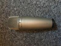Samson studio recording microphone co1u usb condenser