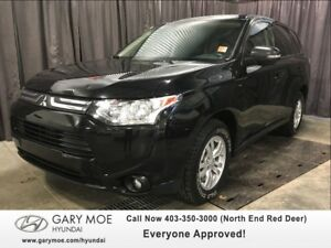 2014 Mitsubishi Outlander SE AWD HEATED FRONT SEATS