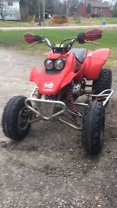 Trx400ex in good condition