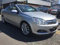 "VAUXHALL ASTRA """"07 PLATE"""" 2.0 TURBO TWIN TOP DESIGN CONVERTIBLE """""