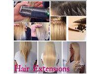 Human Hair Extension Service; Keratin Hair Treatments; Hair Trimming with Split-Ender Pro 👑