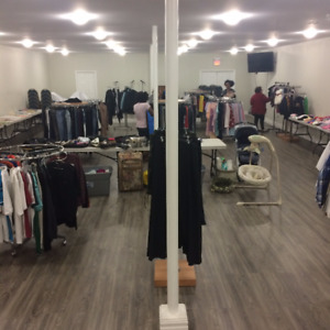 Clothing Our Community - Clothing Sale