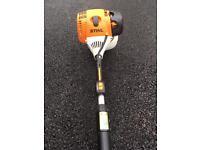 Stihl HT 131 pole saw / long reach chainsaw