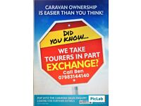 STATIC CARAVANS FOR SALE 2 BEDROOM - LOVE YOUR CARAVAN BUT NOT YOUR PARK - DURHAM - BEACH ACCESS