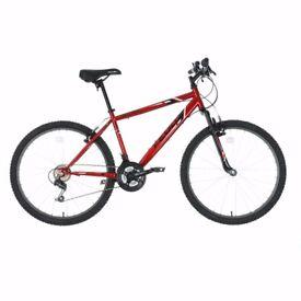 Apollo Feud Men's Mountain Bike 20 in frame 26 inch wheels MTB Bicycle