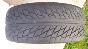 215 /50R17s I have three tires one was punctured