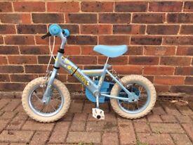 "12"" girls first bike"