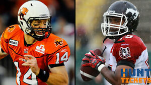 Get tickets for BC Lions vs. Calgary Stampeders football match