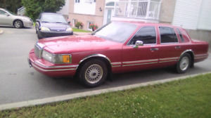 1994 special edition Lincoln town car