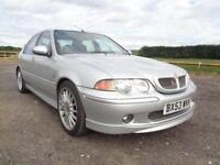 2003 MG ZS 2.5 180 4dr