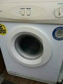 White Knight Tumble Dryer can deliver if needed