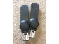 I candy peach car seat adapters icandy