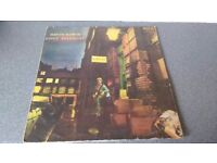 David Bowie–The Rise And Fall Of Ziggy Stardust & The Spiders From Mars-First Press