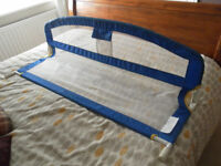 Child's Tomy Bed Guard