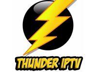 1 MONTH IPTV - SMART TV, MAG 256 MAG 254, ZGEMMA, OPENBOX, PC, ANDROID ETC 5000 PLUS CH VOD BEST HD