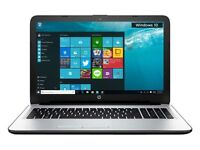 "HP Laptop Windows 10 with a 15"" Size Screen & a Intel Dual Core Processor."