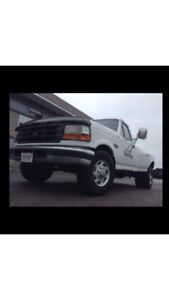 1997 FORD F-250 DUALLY