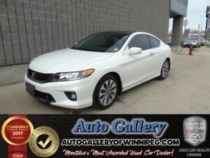2015 Honda Accord Coupe EX *Htd. Seats/Roof